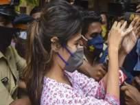 ड्रग्स तपासादरम्यान रिया चक्रवर्तीनं केला मोठ्या व्यक्तीचा उल्लेख; नाव घेण्यास NCB चा नकार - Marathi News | Sushant Rajput: Riya Chakraborty mentions a big name during drug investigation; NCB refuses to name | Latest crime News at Lokmat.com