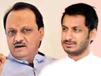 राष्ट्रवादी काँग्रेसमध्ये पार्थ, अजित पवार नाराज? जयंत पाटलांनी केला मोठा खुलासा - Marathi News | NCP state president Jayant Patil says Ajit Pawar and Parth Pawar are not upset in party | Latest maharashtra News at Lokmat.com
