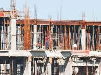घरांच्या तुलनेत व्यावसायिक बांधकामांची धाव तोकडी - Marathi News | The run of commercial construction compared to houses | Latest mumbai News at Lokmat.com