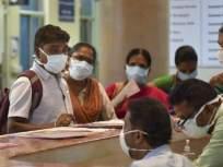 coronavirus: धडकी भरवणारी आकडेवारी, जगातील एकूण कोरोनाबाधितांपैकी ४० टक्के रुग्ण सापडताहेत भारतात - Marathi News | coronavirus: Shocking statistics, India accounts for 40% of coronavirus cases worldwide | Latest national News at Lokmat.com