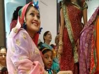 लॉकडाऊनमध्ये फॅन्सना आठवली तारक मेहता का उल्टा चष्माची दिशा वाकानी, व्हायरल झाले बेबी शॉवरचे फोटो - Marathi News | Taarak Mehta Ka Ooltah Chashmah dayaben aka Disha Vakani baby shower picture got viral PSC | Latest television News at Lokmat.com