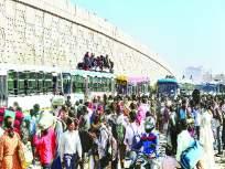 एकाही स्थलांतरितास बाहेर जाऊ देऊ नका; केंद्राची राज्यांना सक्त ताकीद - Marathi News | Do not let any immigrant out; The Central goverment strongly advises the states | Latest national News at Lokmat.com
