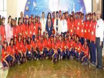 आश्रमशाळेच्या विद्यार्थ्यांची विमानाने 'इस्रो'वारी; ५० जणांची दक्षिण भारत सहल