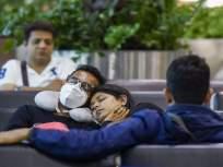 CoronaVirus in Mumbai: पनवेलमध्ये कोरोनाचा आणखी एक रुग्ण सापडला; राज्याचा आकडा 123 वर - Marathi News | Coronavirus Latest Mumbai News Corona patient found in Panvel; State toll at 123 hrb | Latest mumbai News at Lokmat.com