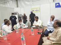 कोविड सेंटर उभारण्याचं कंत्राट शिवसेनेच्या पदाधिकाऱ्यांना; विरोधी पक्षनेते प्रविण दरेकरांचा आरोप - Marathi News   Opposition leader Pravin Darekar allegation on Shiv Sena over setup covid center in Mumbai   Latest mumbai News at Lokmat.com