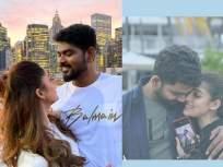 कधी प्रभुदेवावर भाळली होती नयनतारा आता विग्नेशच्या प्रेमात झालीय वेडी, पाहा Romantic फोटो - Marathi News | romantic photos of nayanthara and vignesh shivan, Prabhu Deva's love Affair With Actress | Latest bollywood Photos at Lokmat.com