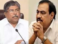 ...तर मी घरीच बसलो असतो; मुक्ताईनगरला पोहोचताच एकनाथ खडसेंचे मोठे गौप्यस्फोट - Marathi News | I will also sit at home like advani, vajpayee; Eknath Khadse's big statement in Muktainagar | Latest politics News at Lokmat.com