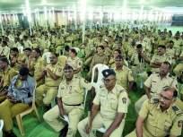 Maharashtra Assembly Election 2019 : नागपुरात नऊ हजार पोलीसांचे सुरक्षा कवच