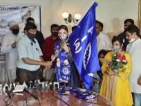 अभिनेत्री पायल घोषचा रामदास आठवलेंच्या रपल्बिकन पक्षात प्रवेश - Marathi News | Actress Payal Ghosh joins Ramdas Athavale's Republican Party | Latest mumbai News at Lokmat.com
