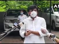 'ठाकरे सरकार' धोक्यात?; मुख्यमंत्री आणि शरद पवार भेटीनंतर शिवसेना नेते संजय राऊत म्हणाले... - Marathi News | 'Thackeray government' in danger ?; After Pawar's meeting, Shiv Sena Sanjay Raut Reaction pnm | Latest mumbai News at Lokmat.com