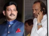 उपमुख्यमंत्री अजित पवारांचा खासदार संभाजी राजेंना फोन; उद्या मुंबईत होणार महत्त्वाची बैठक - Marathi News | Deputy CM Ajit Pawar calls MP Sambhaji Raje; An meeting will be held tomorrow over maratha Sarathi | Latest mumbai News at Lokmat.com