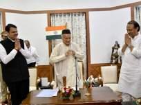 फडणवीसांच्या पहाटेच्या सरकारला एक वर्ष पूर्ण, त्या घटनेनं असं बदललं महाराष्ट्राचं राजकारण - Marathi News | One year has passed since the morning swearing in of Devendra Fadnavis, That incident changed the politics of Maharashtra | Latest politics Photos at Lokmat.com