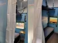 Coronavirus : रेल्वेकडून दररोज तब्बल 375 आयसोलेशन कक्ष तयार - Marathi News | Coronavirus: 375 isolation rooms created daily by railway SSS | Latest mumbai News at Lokmat.com