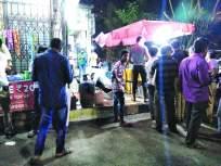 coronavirus: रस्त्यावरील विक्रेत्यांना व्यवसाय करू देणे धोकादायक - Marathi News | coronavirus: Dangerous to allow street vendors to do business | Latest mumbai News at Lokmat.com