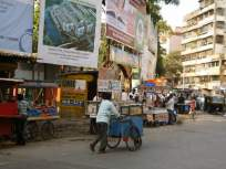 रस्त्यावर २० टक्के वाढलेले अनधिकृत फेरीवाले, नागरिकांच्या निष्काळजीपणामुळे वाढतो कोरोना - Marathi News | The number of unauthorized peddlers on the streets has increased by 20 per cent | Latest mumbai News at Lokmat.com