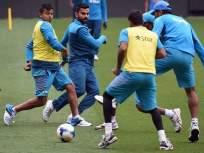 भारतीय क्रिकेट संघातील सर्वोत्तम फुटबॉलपटू आहे तरी कोण, सांगतोय रोहित शर्मा...