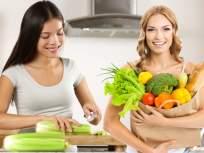 CoronaVirus : लॉकडाऊनमध्ये जास्तीच्या भाज्या, फळांसह इतर पदार्थ खराब होऊ नये म्हणून 'ही' पद्धत वापरा - Marathi News | CoronaVirus: Tips and tricks to keep fruits and vegetables fresher for longer | Latest health Photos at Lokmat.com