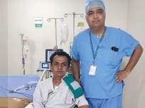 बीडच्या तरुणावर हृदय पुनर्रोपण शस्त्रक्रिया