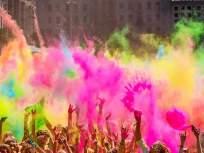Holi Special: मातोश्री ते वर्षा व्हाया कृष्णकुंज; राजकीय धुळवडीचे रंग