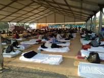 नागरिक संरक्षण विभागाच्या निवारा केंद्रात २८२ गरजूंना आसरा! वर्सोव्यात वैद्यकीय पथक दिमतीला - Marathi News | needy shelters in the shelter center of the civil defense department! Medical team at Versova | Latest mumbai News at Lokmat.com