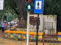 ...आणि एका महिलेच्या सुपीक कल्पनेतून सिग्नलवर आली स्त्री पुरुष समानता - Marathi News | ... and gender equality was signaled by a woman's fertile imagination | Latest mumbai News at Lokmat.com