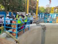 मुंबईतील दोन जलबोगद्यांचे काम वेगाने सुरू, 'या' भागांना दिलासा - Marathi News | Two water tunnels in Mumbai | Latest mumbai News at Lokmat.com