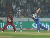 India vs West Indies : विराट कोहलीची लै भारी खेळी; टीम इंडियानं मोडला दहा वर्षांपूर्वीचा विक्रम