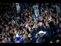 UEFA Champions Leagueच्या फुटबॉल सामन्यामुळे इटलीत पसरला महाभयंकर Corona Virus? - Marathi News | Did this UEFA Champions League football match lead to coronavirus spread in Italy? svg | Latest football News at Lokmat.com