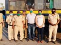 'ते' दाम्पत्य पुन्हा पोलिसांच्या सेवेत; दिवसाला १०० हून अधिक पोलिसांच्या चहा, नाश्त्याची व्यवस्था - Marathi News | couple back in police service; Tea and breakfast for more than 100 policemen a day | Latest mumbai News at Lokmat.com