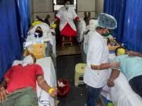 महाराष्ट्रासमोर आव्हान! कोरोनाबाधितांची संख्या पुन्हा वाढायला लागली; दिवसभरात 219 बळी - Marathi News | Challenge before Maharashtra! 6875 new #COVID19 positive cases, 219 deaths | Latest maharashtra News at Lokmat.com