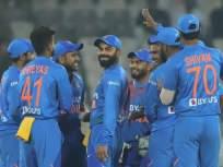 India vs West Indies : भारताचा वेस्ट इंडिजवर विजय; मालिकाही २-१ अशी जिंकली
