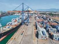 लॉकडाऊनमध्येही १६६ जहाजांची हाताळणी, जेएनपीटीच्या गुणांकामध्ये ४६ टक्के वाढ - Marathi News | During lockdown JNPT handled 166 ships, a 46 per cent increase in JNPT's coefficient | Latest navi-mumbai News at Lokmat.com