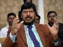 'मागावर्गीय प्रवर्गातील 33 % जागा भरा, कर्मचाऱ्यांचे पदोन्नतीमधील आरक्षणही द्या' - Marathi News | 'Fill 33% vacancies in backward class, also give reservation in promotion', ramdas athawale to cm thackeray | Latest mumbai News at Lokmat.com