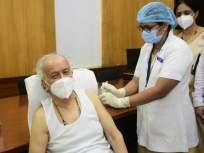 Corona vaccine: राज्यपाल भगतसिंह कोश्यारी यांनी घेतली कोरोनाची लस - Marathi News | Governor Bhagat Singh Koshyari also vaccinated against corona | Latest mumbai News at Lokmat.com
