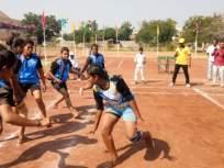 दक्षिण आशियाई क्रीडा स्पर्धा :कबड्डीत भारतीय महिलांची विजयी सलामी