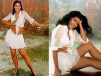 DDLJ मध्ये काजोल छोटा स्कर्ट परिधान करण्यामागे आहे ही इंटरेस्टिंग स्टोरी - Marathi News | Kajol wearing a short skirt in DDLJ is an interesting story | Latest bollywood News at Lokmat.com