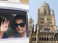 कंगनाच्या कार्यालय तोडफोड प्रकरणी मुंबई पालिकेला झटका; नुकसान भरपाईचे आदेश - Marathi News | Bombay High Court says BMC officials acted with malice in demolishing part of Kangana Ranaut office in mumbai | Latest mumbai News at Lokmat.com