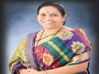 CoronaVirus: 'त्या' वादग्रस्त लग्नातील हजेरीनंतर कल्याण डोंबिवलीच्या महापौर होम क्वॉरेंटाईन - Marathi News | CoronaVirus kdmc mayor vinita rane home Quarantined herself after attending wedding kkg | Latest thane News at Lokmat.com