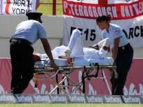 India vs West Indie, 1st Test : विंडीजला धक्का; 'गब्बर'ची विकेट घेणाऱ्या गोलंदाजाची पहिल्या कसोटीतून माघार