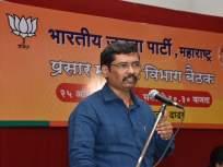 राज्यात गोरगरिबांकरिता पॅकेज जाहीर करण्यासाठी काँग्रेसने मुख्यमंत्र्यांवर दबाव आणावा-केशव उपाध्ये - Marathi News | Congress should put pressure on Chief Minister to announce package for the poor in the state: Keshav Upadhyay | Latest mumbai News at Lokmat.com