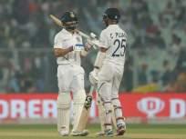 Ind vs Ban, 2nd Test : पहिल्या दिवस अखेर भारताची बांगलादेशवर आघाडी