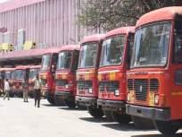 एसटी कर्मचाऱ्यांना जून महिन्याचा पगारही ५० टक्के मिळणार?; महामंडळाचे आर्थिक गणित बिघडले - Marathi News | ST employees will also get 50 per cent salary for the month of June?; The financial arithmetic of the corporation deteriorated | Latest mumbai News at Lokmat.com