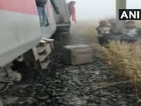लोकमान्य टिळक एक्स्प्रेसचा अपघात, 40 प्रवासी जखमी