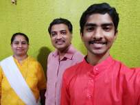 लढा कोरोनाशी! नियमित प्राणायमाने संपूर्ण कुटुंबाने कोरोनाला हरवले - Marathi News | Fight Korona! With regular pranayama the whole family lost to Corona | Latest pune News at Lokmat.com