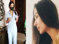 मलायका अरोराची कोरोनावर मात; 15 दिवसांत अशी झाली अवस्था - Marathi News | malaika arora tested coronavirus negative bollywood actress says i am out from my room after long time | Latest bollywood Photos at Lokmat.com