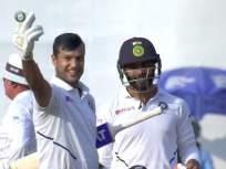 India vs Bangladesh, 1st Test: द्विशतकं झालं, आता काय?; मयांकच्या प्रश्नावर कोहली म्हणाला...