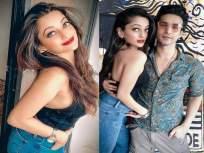 मानसी नाईकनेबॉयफ्रेंडसोबत केले रोमँटिक फोटोशूट, फोटो पाहून म्हणाल - रब नेबना दीजोडी! - Marathi News | Mansi Naik did a romantic photoshoot with her boyfriend, See Photos | Latest marathi-cinema Photos at Lokmat.com