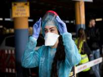 CoronaVirus News : कोरोनापासून वाचण्यास लसीपेक्षा मास्क उपयुक्त, अमेरिकी तज्ज्ञाचे मत - Marathi News | CoronaVirus News: Masks better than vaccines to protect against corona, US expert says | Latest health News at Lokmat.com