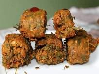 Kothimbir Vadi Recipe : कुरकुरीत, खमंग कोथिंबीर वडी रेसिपी, एकदा खाल तर खातच रहाल...