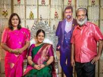 दिवंगत अभिनेता चिरंजीवी सरजाची पत्नी मेघनाने दिला मुलाला जन्म, चाहते म्हणाले - 'चिरंजीवी परत आला..' - Marathi News | Late actor Chiranjeevi Sarja's wife Meghna gives birth to a child, fans say - 'Chiranjeevi is back ..' | Latest bollywood News at Lokmat.com